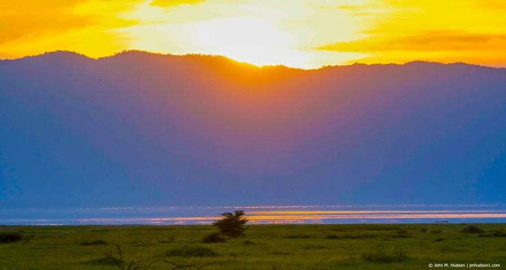 2019.06.03.2762 Lake Manyara Sunset POD